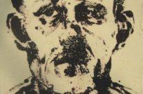 Autoportrait au nez de chien